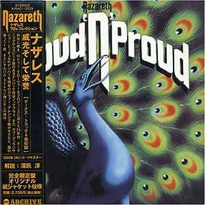 Nazareth Loud N Proud Mini Lp Sleeve Amazon Com Music