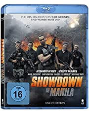 Showdown in Manila - Uncut Edition [Blu-ray]