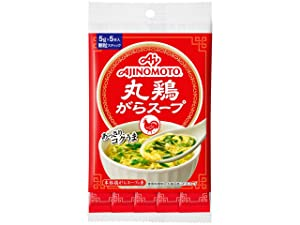 AJINOMOTO Chicken Broth Powder Type 5g × 5 stick