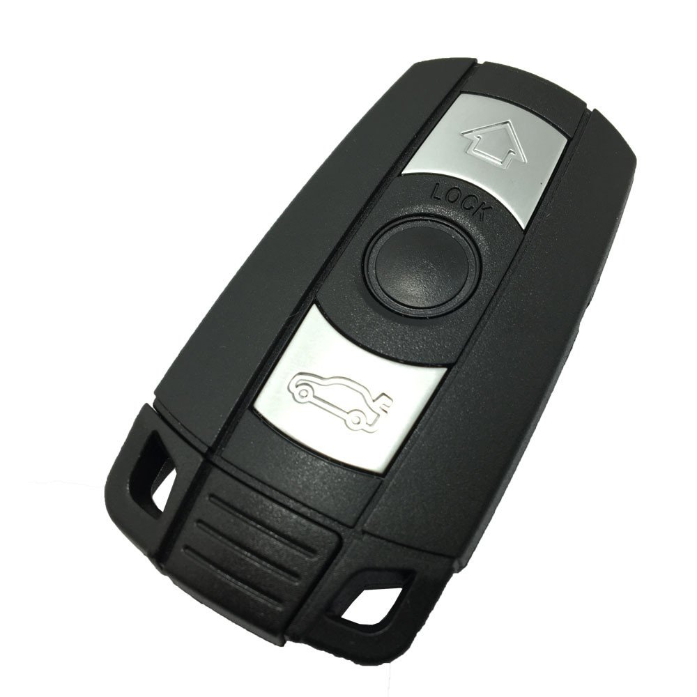 New New Replacement Keyless Entry Smart Remote Control Key Fob Case For BMW 3..
