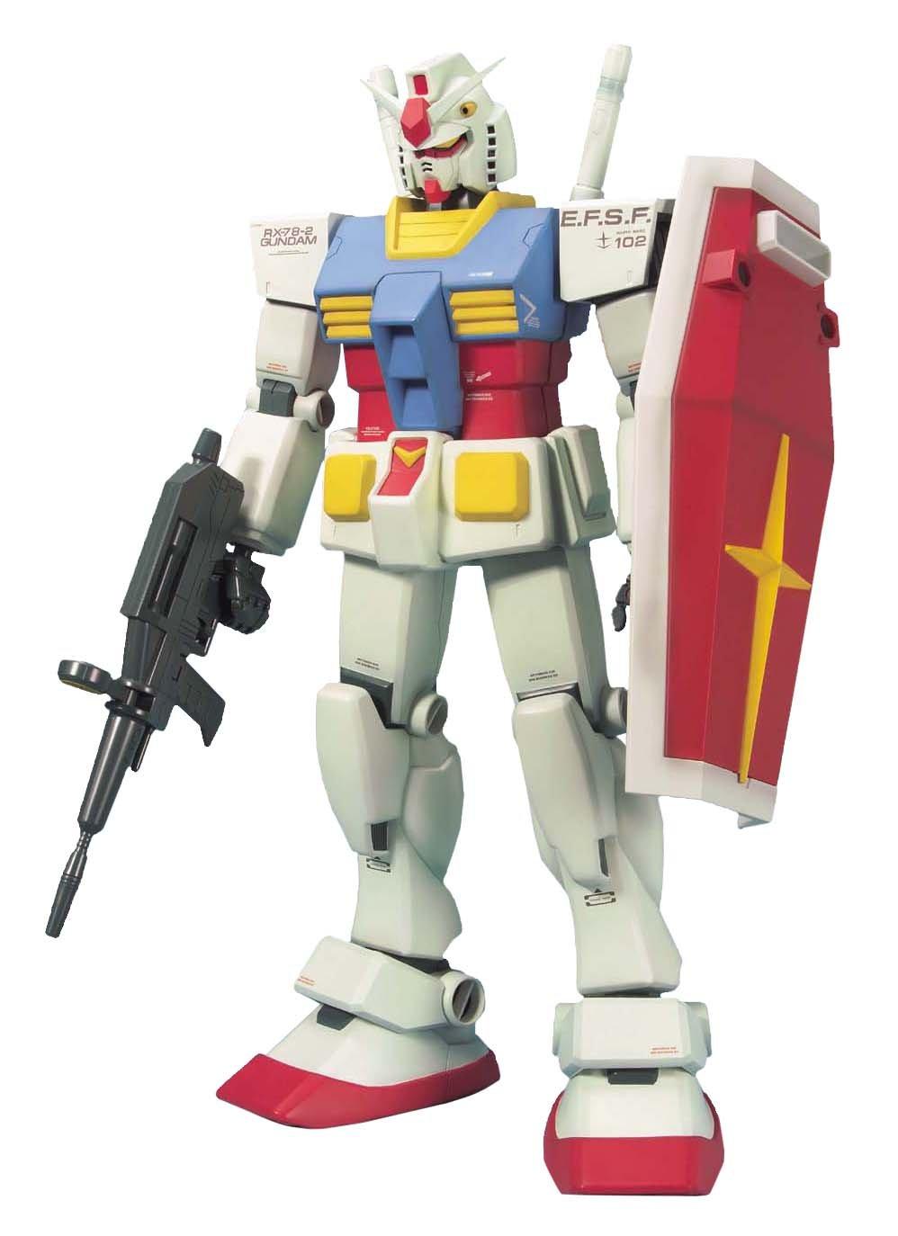 diseños exclusivos - Jumbo Grade Grade Grade Big Scale Animation Color RX-78-2 (japan import)  tienda en linea