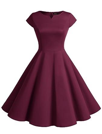 Rojo Granate SmallAmazon Niña Para Wedtrend esRopa Y Vestido F1cK3lJT