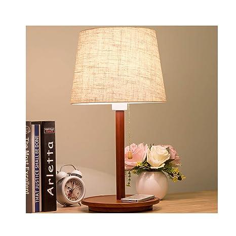 Lámparas de Escritorio Lámpara moderna de la vendimia Sombra Mesa ...