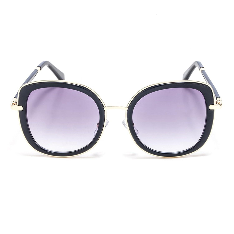 Smileyes Herren Damen Fashion Sonnenbrillen UV400 Retro Vintage Style Unisex #TSGL048 (Braun) Me6eNKvJcs