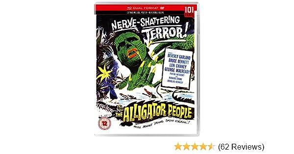 Amazon.com: Alligator People [Dual Format] [Blu-ray]: Movies ...