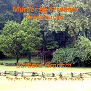 Murder by Serpents Audiobook