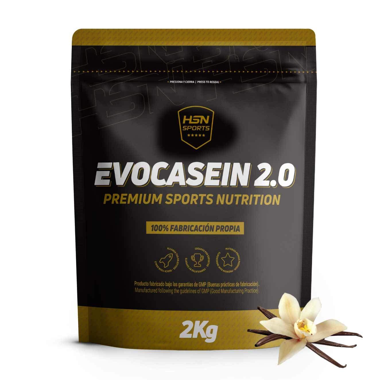 Caseína Micelar de HSN Sports - Evocasein 2.0 - Proteína para ...
