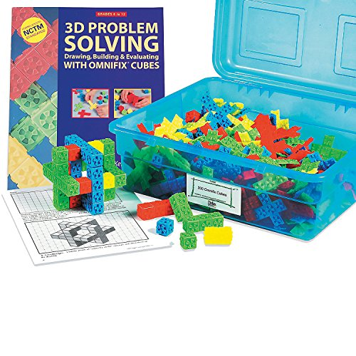 3-D PROBLEM SOLVING KIT by CusCus