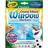 Crayola Frozen Crystal FX Window Markers