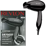Revlon Travel Hair Dryer 1200 W - RVDR5305ARB
