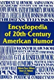 Encyclopedia of 20th-Century American Humor, Alleen Pace Nilsen and Don L. F. Nilsen, 1573562181