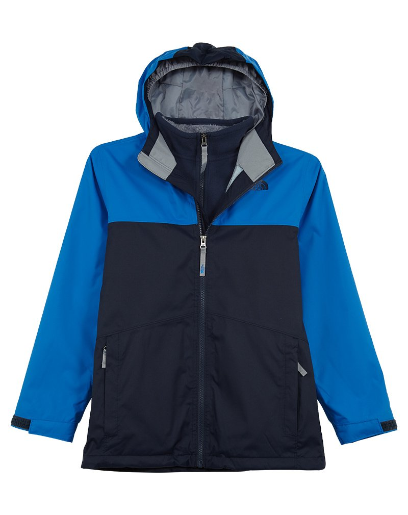 The North Face Chimborazo TriClimate Jacket Cosmic Blue Boys L by The North Face