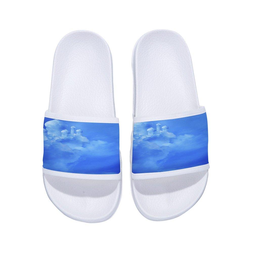 Little Kid//Big Kid Boys Girls Non-Slip Bathroom Shower Slides Sandals Water Slippers