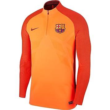 Nike Hombres de Barcelona Huelga Drill - Chaqueta con 1/4 ...