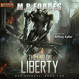 The End of Liberty Audiobook