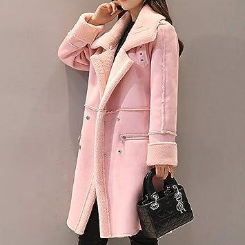 Amazon.com: Womens Coats Winter Besde Womens Fashion Casual Warm Lightweight Outwear Lapel Faux Fur Fleece Lined Shearling Coat Leather Jacket: Clothing