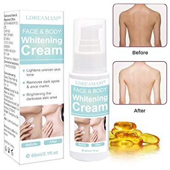 LDREAMAM Skin Lightening Cream