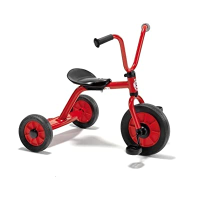 Winther Mini Viking Tricycle (Red): Toys & Games