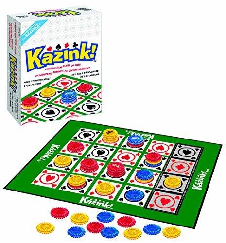 Kazink - English French Spanish Version Board Game [並行輸入品] B07SD9XJFM