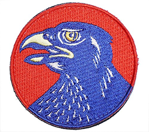 ([Japan Import] 100% Embroidery Verclo Patches Taka Japanese Eagle A0208)