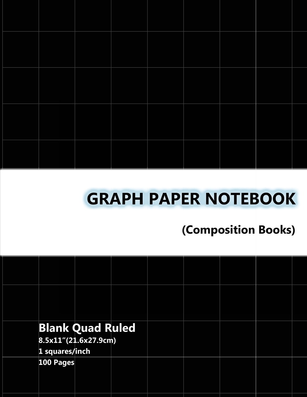 amazon graph paper notebook 1 squared notebook graphing paper
