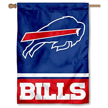 WinCraft Buffalo Bills Two Sided House Flag
