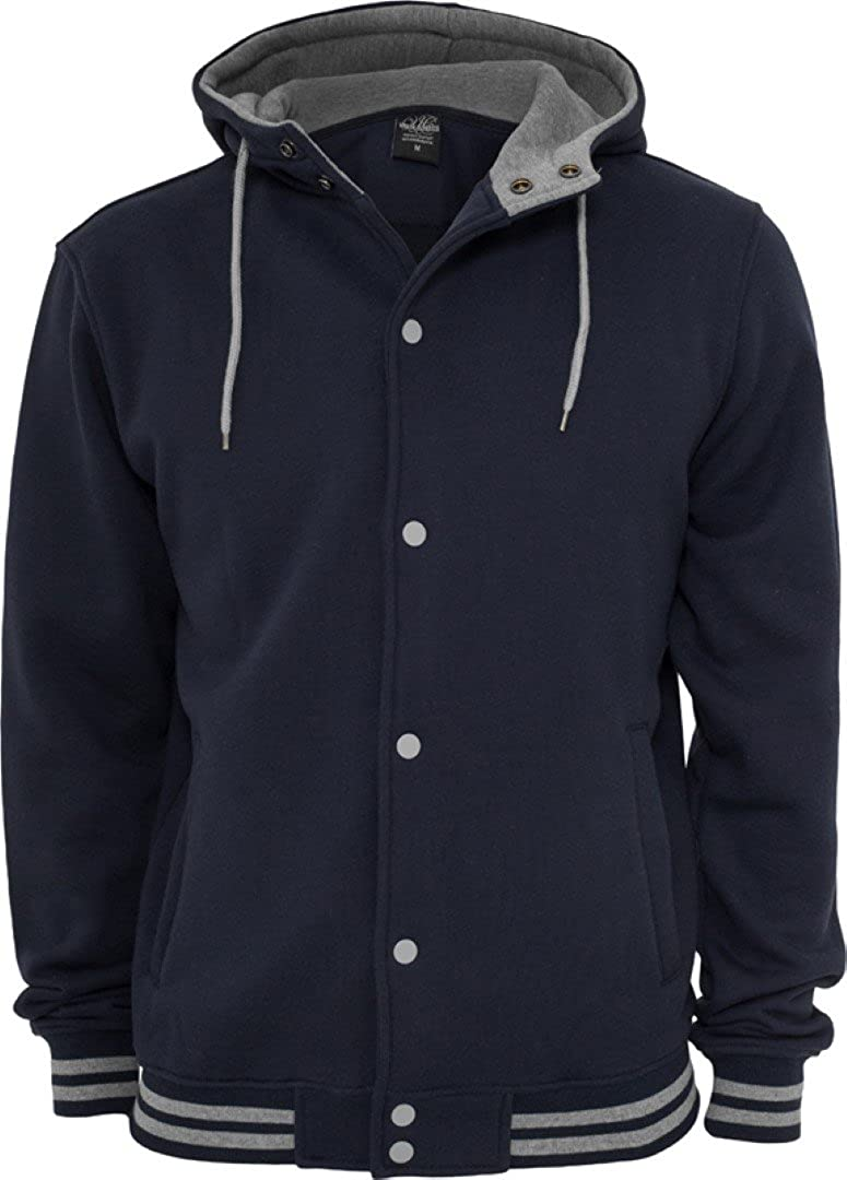Urban Classics College Hooded Sweat Jacket TB288