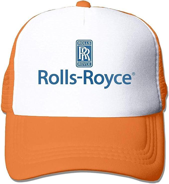HHBB Gorras de béisbol Design Rolls Royce Logo Funny Adjustable ...