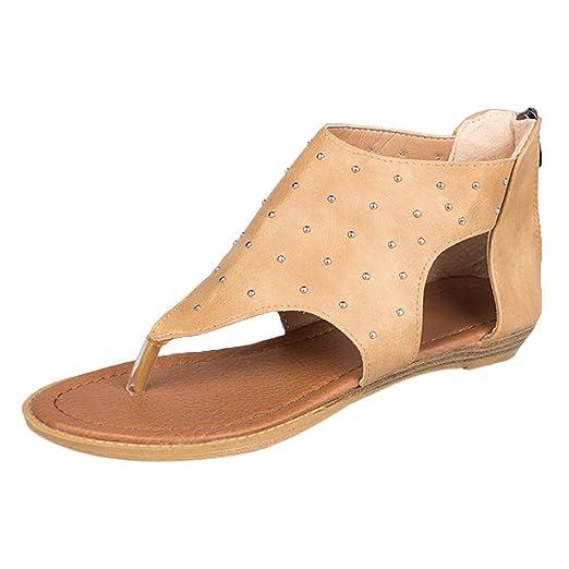 14a4f93e646 Womens Zipper Sandals Foots