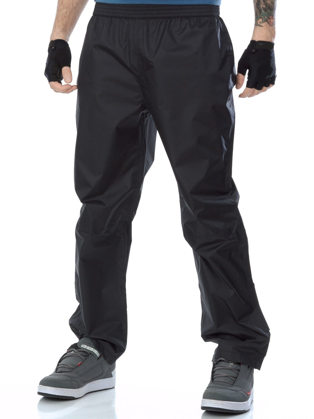 Altura Men's Nevis Waterproof Overtrousers, Black, XXL