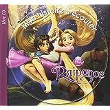 Raiponce, MON PETIT LIVRE CD