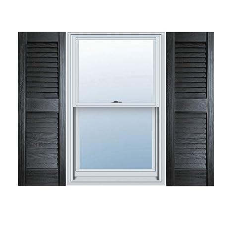 Amazon.com: Persianas de vinilo para ventana Builders Choice ...