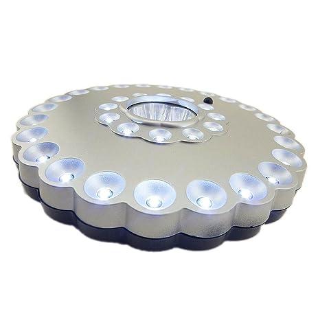 Portable 3 -Mode 41 LED UFO Tent C&ing Lantern Light L& Torch Flashlight  sc 1 st  Amazon.com & Amazon.com : Portable 3 -Mode 41 LED UFO Tent Camping Lantern ...