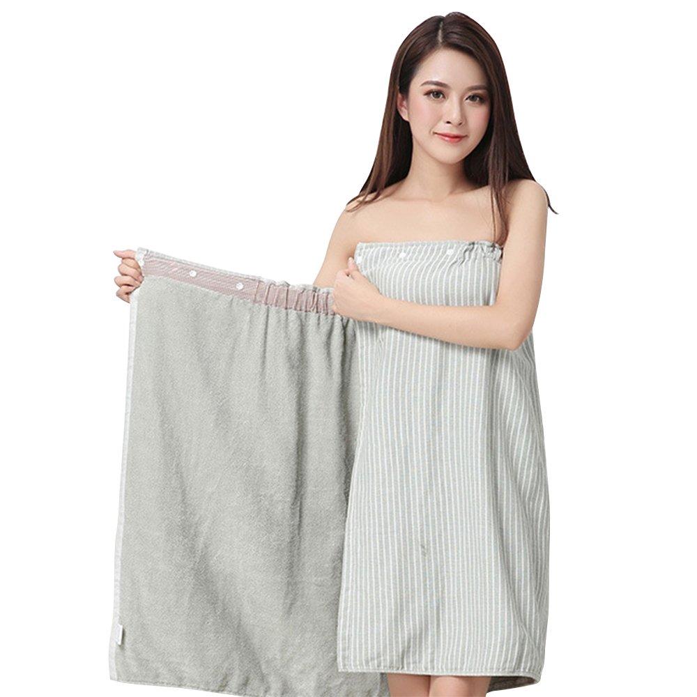 Donna super assorbente asciugamano da bagno d acqua/ /Girls/ /Accappatoio da bagno spa Tube Dress for College Dorm bagno spiaggia piscine