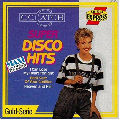C.C.Catch - C.c. Catch - Super Disco Hits - Ariola Express - 295 504 - Zortam Music