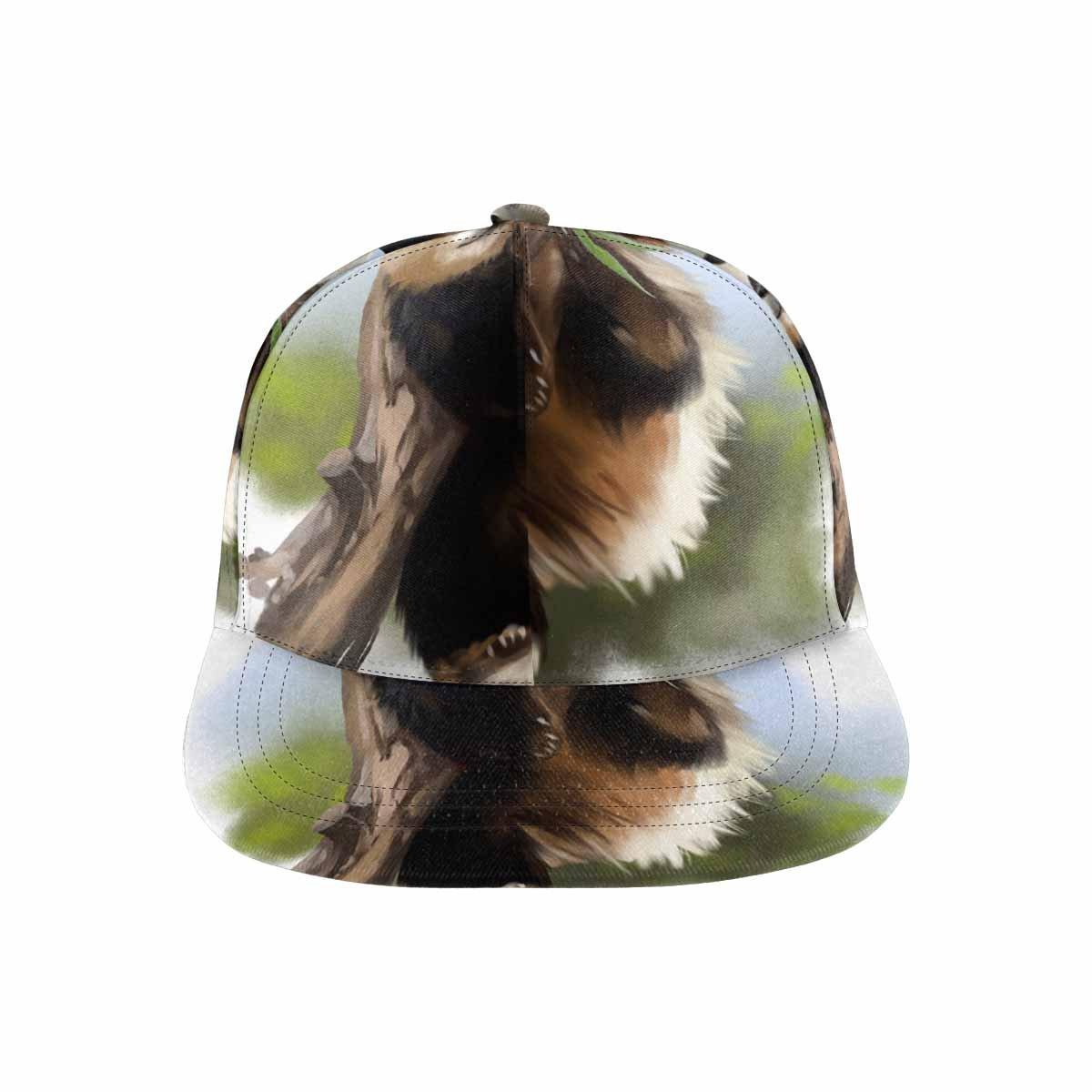 InterestPrint Outdoor Sport Trucker Cap Hats for Men and Women