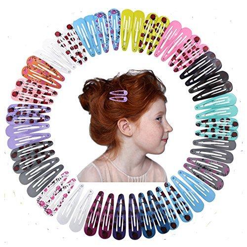 Review QtGirl Snap Hair Clips