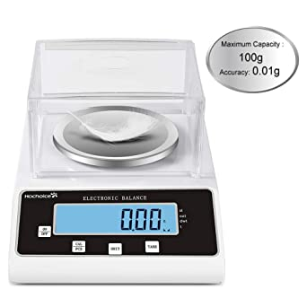 b78b80a7c5ad Hochoice Accuracy:0.01g Laboratory Digital Analytical Balance High ...
