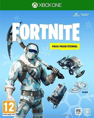 Fortnite : Pack froid éternel [Importación francesa]: Amazon.es ...