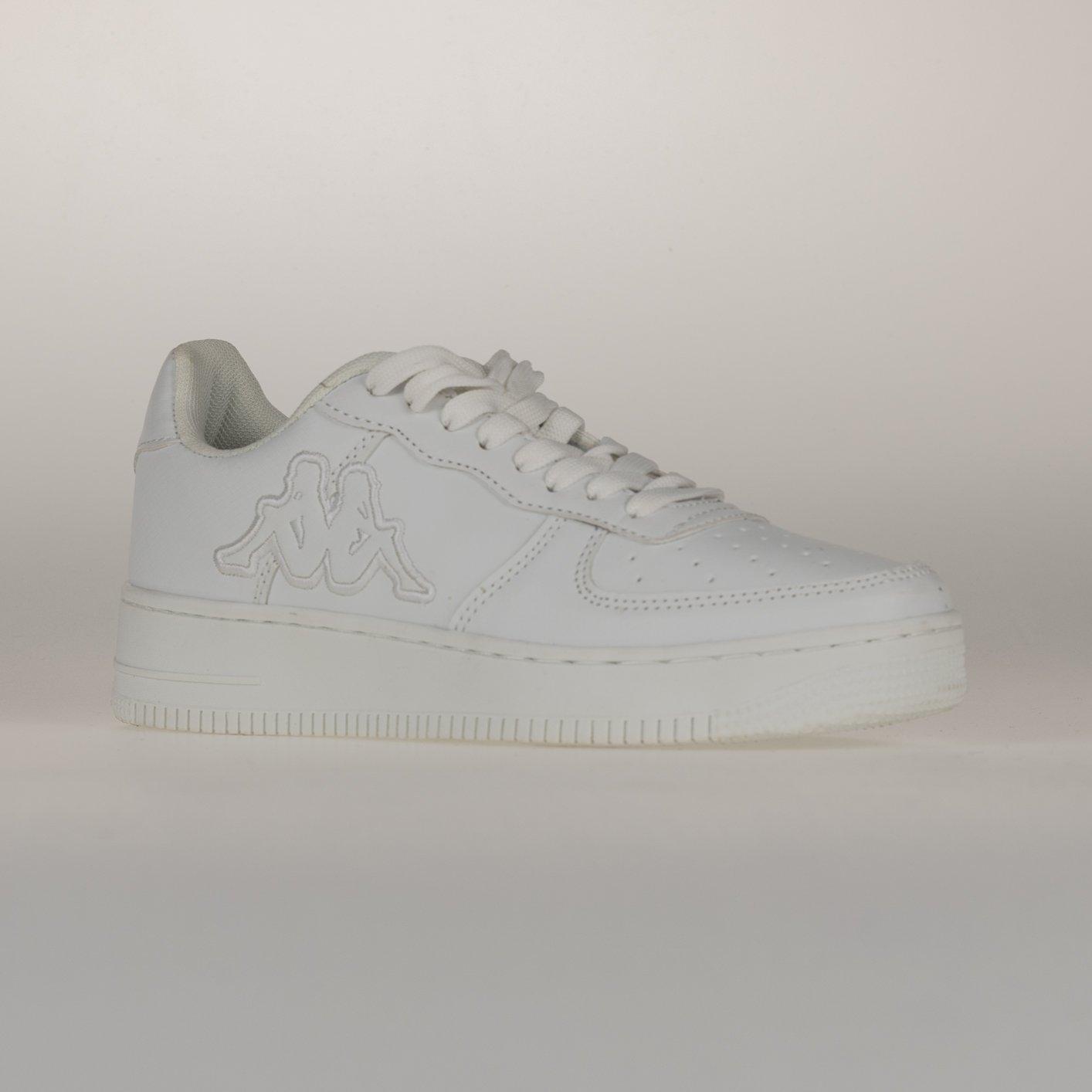 Kappa Caserta 2V Air Force Sneakers Uomo Alta Bianco (43 1 3)  Amazon.it   Scarpe e borse e59291b1179