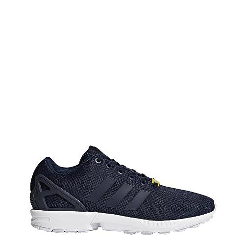 mens adidas zx flux navy