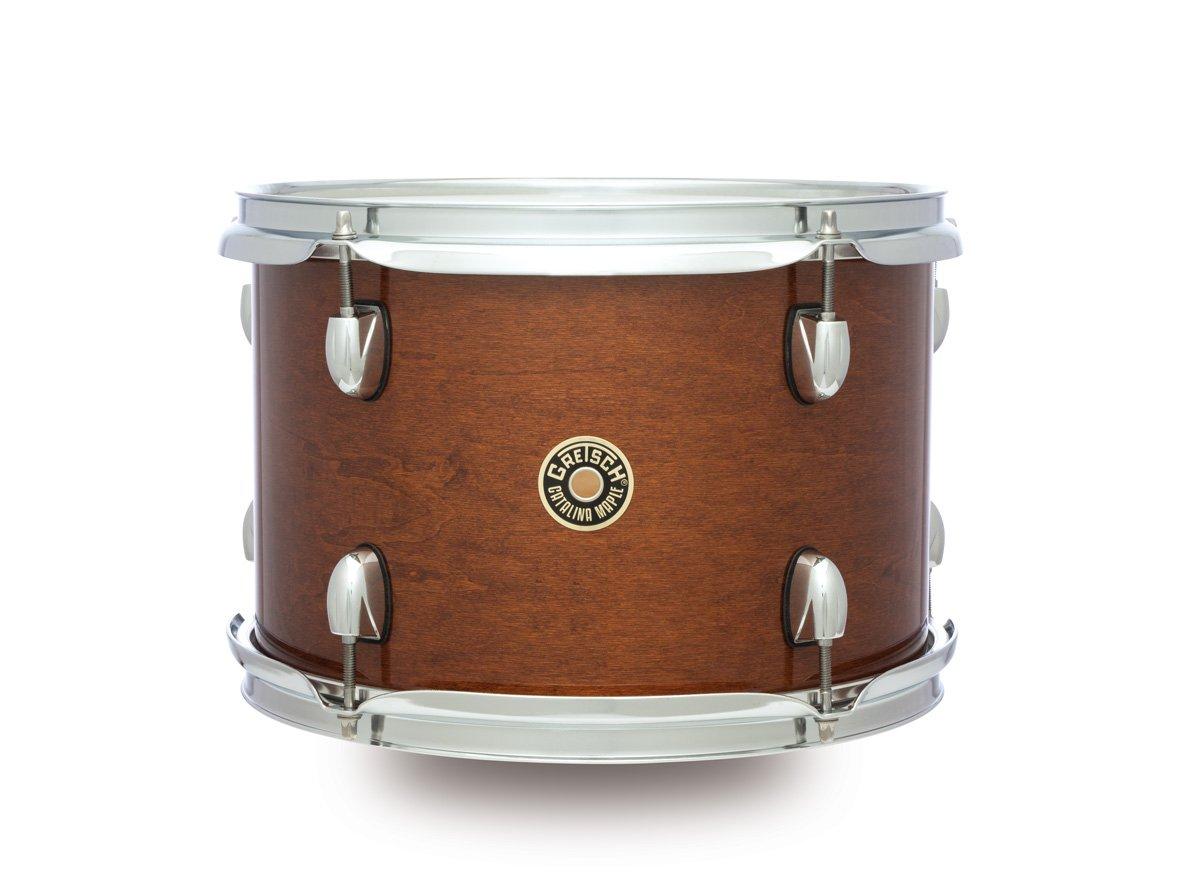 Gretsch Drums Catalina Maple CM1-0710T-WG Drum Set Rack Tom, Walnut Glaze by Gretsch Drums