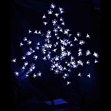04e060db6f4 Bombilla LED luz hasta 144 Bonsai árbol de Navidad decoración de la boda 70  cmtall