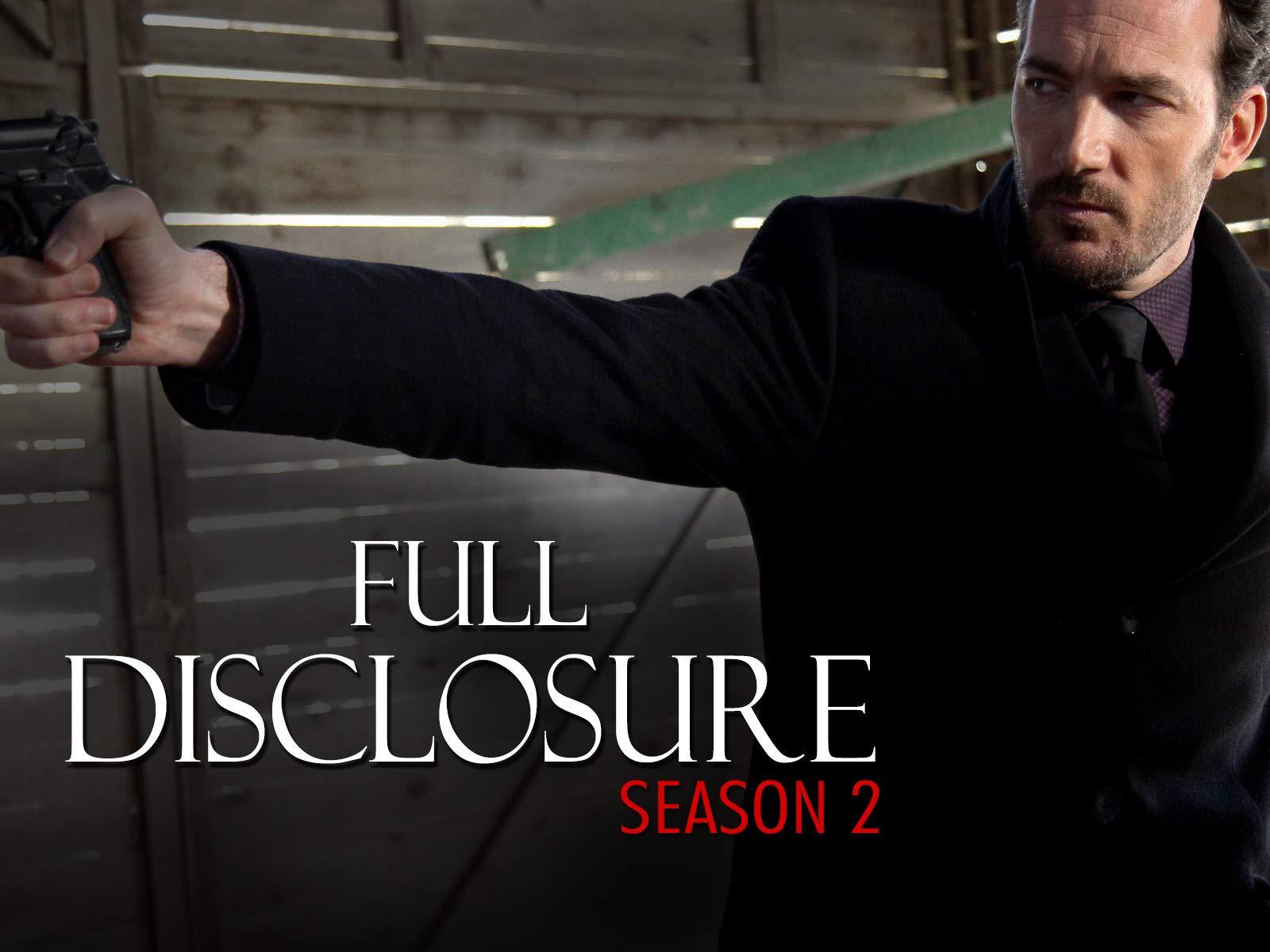 Full Disclosure on Amazon Prime Video UK