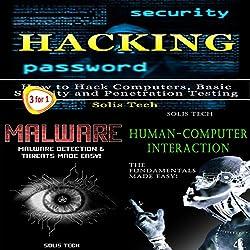 Hacking + Malware + Human-Computer Interaction