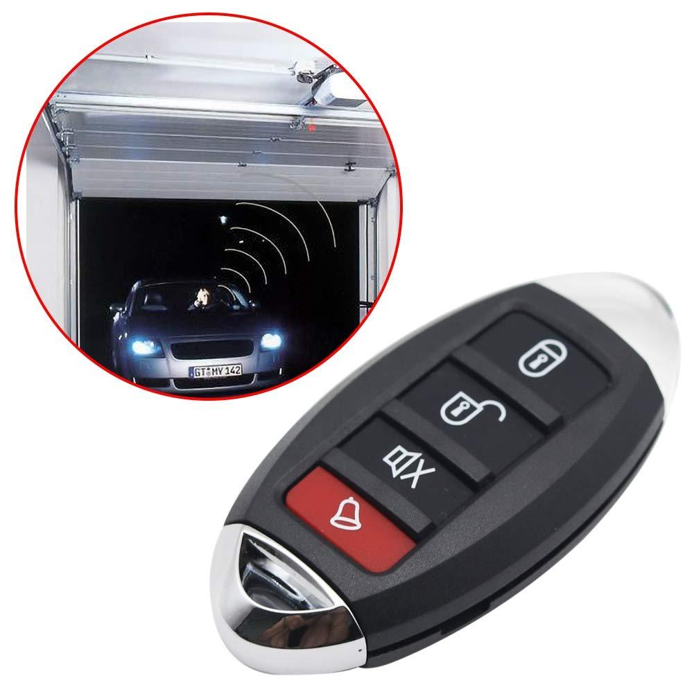 per casa e Garage Telecomando Universale Wireless a LED Burysez 280-868Mhz
