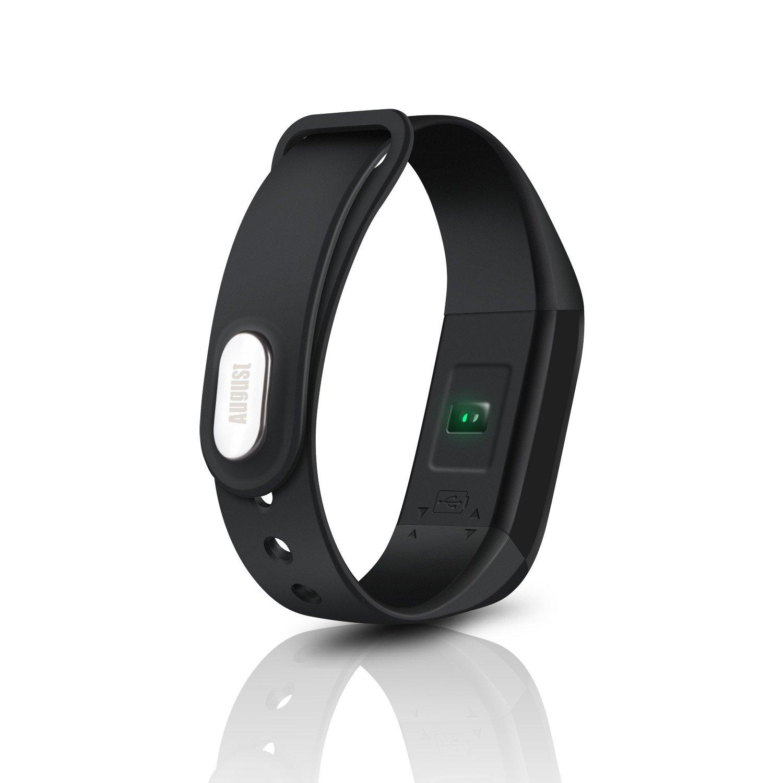 fitness armband mit pulsuhr schrittz hler gps und. Black Bedroom Furniture Sets. Home Design Ideas