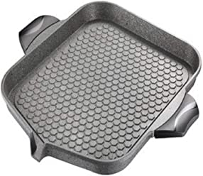 PN Sharten IH Stone Coating Non Stick Grill Pan for Induction Gas Stove