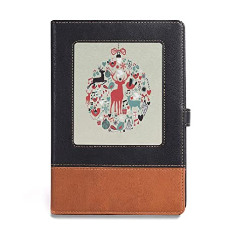 Amazon com : Travel Journal Diary noteBook, Christmas