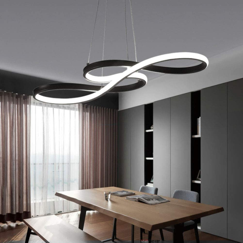 Modern LED Acrylic Chandelier